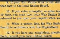 How to Use Your Ration Book, continued