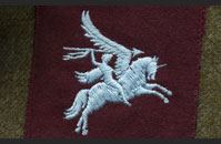 British Airborne Division Patch