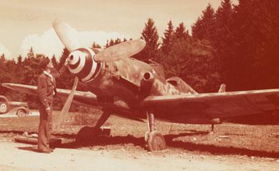 German BF-109
