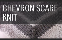 Pattern 4 - Chevron - Knit
