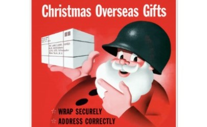 Gifts for Soldiers in WWII