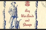Envelope with War Bond Message
