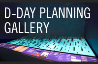 D-Day Planning Gallery