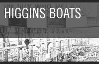 Higgins Boats