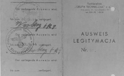 Jewish Person's ID