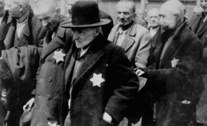 Image result for nazi use of star of david
