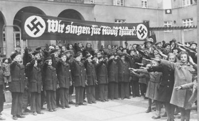 We Sing for Hitler