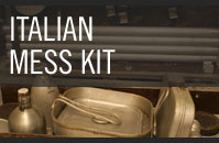 Italian Officers' Mess Kit