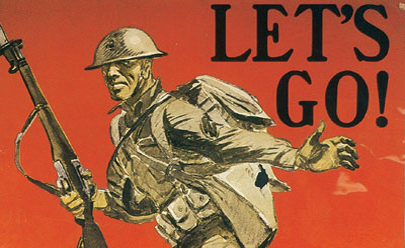Propaganda Poster