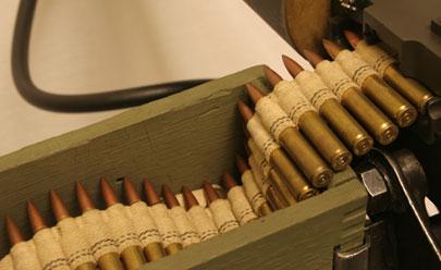 M1917A Machine Gun