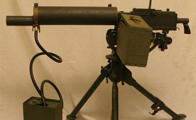 M1917A1 Machine Gun