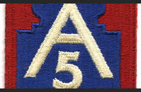 Fifth Army Patch