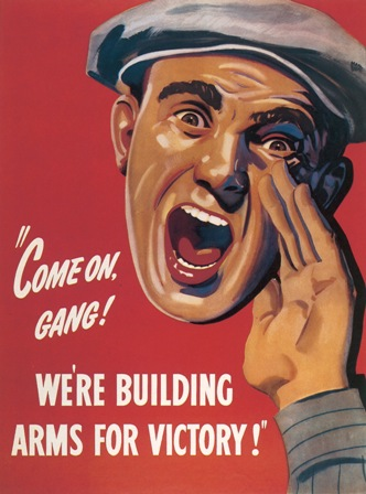 ... Learn: For Teachers: Lesson Plans: Analyzing WWII Propaganda Posters