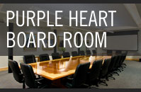 Purple Heart Board Room