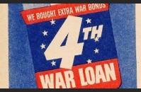 War Bond Brochure, front