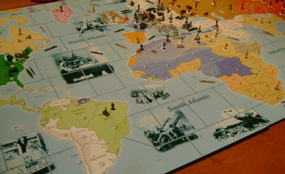 Educational WWII Wargaming
